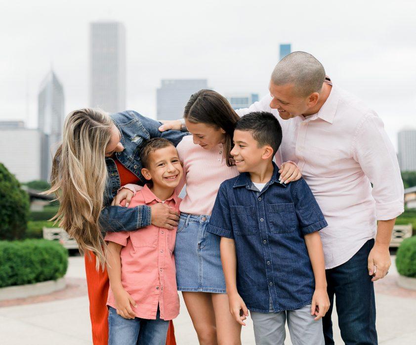 Grant Park Family Photos | The S Family