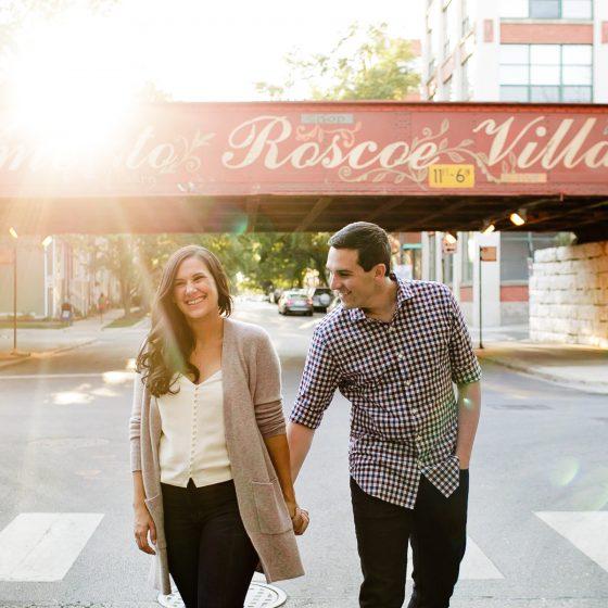 Rachel & Rob