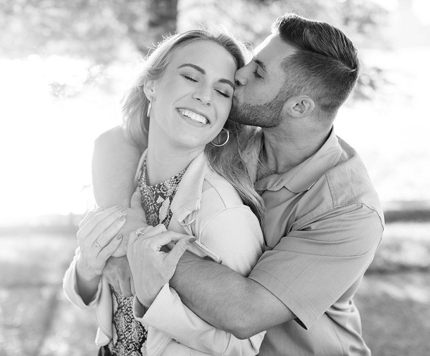 Olive Park Proposal | Gabe and McKenzie